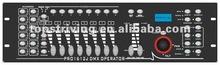 top 1612J lighting console remote dmx console addressable led controller