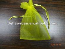 Small Organza drawstring gift bags