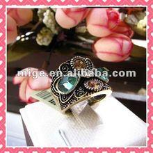 2012 Crystal Rings Jewellery (RI041)