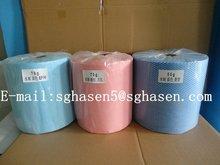 [HUGE VALUE] Spunlace kitchen roll (mesh/plain/viscose/PET)