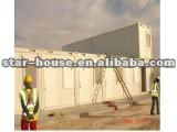 Portable bunk houses for hotel/office/apartment/school/camp/shop Manufacturer