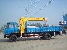 3-8tons Hiab crane, hiab, mobile crane, truck mounted crane