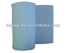 2012 polyester pre- filter cotton (shanghai)
