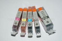 Compatible Canon CLI 521 ink cartridge, 100% quality guarantee