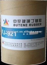 Hot melt butyl sealant for insulated glass