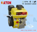 Atón 7hp de aire- refrigerado por un solo cilindro del motor de gasolina