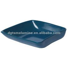 Deep melamine plate