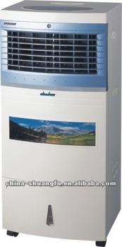 water ice cooling fan