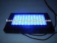90Degree Lens 120W LED Aquarium Light Dimmable