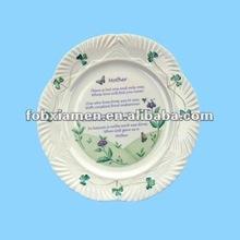ceramic decorative jewish crafts blessings