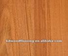Multi-layer engineered hardwood Jatoba flooring