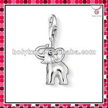 HOT! The shape of an elephant charms
