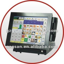 Restaurant POS Terminal (With CE,FCC,CCC Certification)