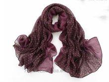 XH-940 New fashion 100% viscose spring scarf 2012