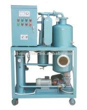 Vacuum Turbine Oil Dehydrator and Degasifier Unit