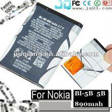 AKKU BL-5B Battery For Nokia BL 5B Bateria Batteria