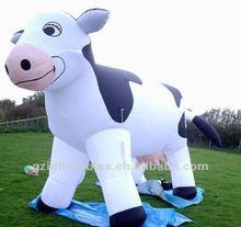 inflatable cartoon customized from terminal manufacturers
