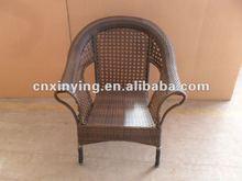 2012 Garden/patio PE rattan armrest chair