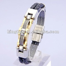 2012 steel mens watches bangle jewellery bracelets