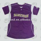 custom sublimation cheap softball jersey