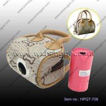 small handle bag for dog waste