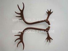 reindeer antlers, horn, reindeer antlers decoration, reindeer horn as spare part, artificial reindeer antlers