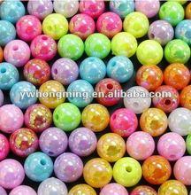 Charming!!2012 fashion acrylic beads!!8MM acrylic beads!!