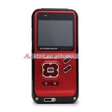 Latest 1080P Full HD H.264 5.0MP CMOS Waterproof Car Black Box/Recorder/Camera/Camcorder/DVR with 4X Digital Zoom