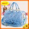 2012 plastic beach tote bag