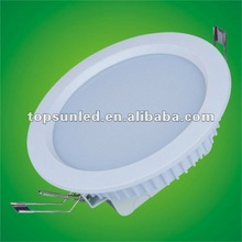 2012 highly welcomed hot sale 10W 20W 30W led ceiling with 3 years warranty