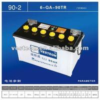 CAR BATTERY & ALTERNATOR VT--605