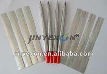 Thermal shrink laser label for pencil