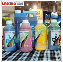 Solvent ink for printer with Spectra 256 printhead