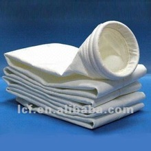 PET/polyester filter bag for cement/steel/asphalt