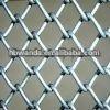 cerca de acero del plástico de /roll de la decoración de /tennis de la jaula