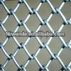 steel cage /tennis decoration /roll plastic fence
