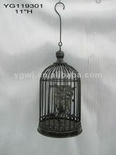 new! halloween decorative bird cage
