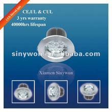 2012 Sinywon CREE chip 5W cob Led downlight