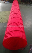 Agility dog tunnel/pet products/training tunnel