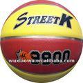 De espuma y el logotipo en relieve bola/artículos deportivos el tamaño del mercado/el peso oficial de baloncesto ( frb023 )