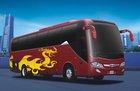tourist used buses for sale GDW6121HK tourist coach