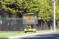 Alta definição painel led vms exterior solar digital signage full - cor led placa de exposição