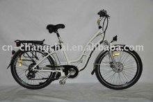 beautiful Electric bike with KTN-008