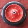 Wheelbarrow solid wheel 200x50