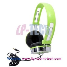 2012 the most fashionable cool stereo wired headphone