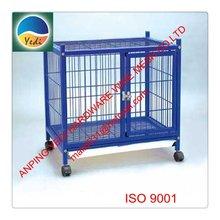 hot selling!!! chrome dog cage