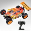 HQ716 1 10 Scale Gas Powered RC Car Off Road