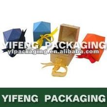 special shaped cardboard earring box