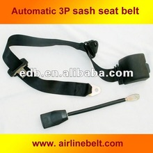 Top classic automatic three point safety seat belt for car/auto