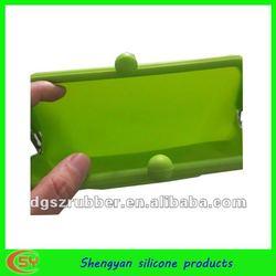 2012 the most popular silicon rubber handbag